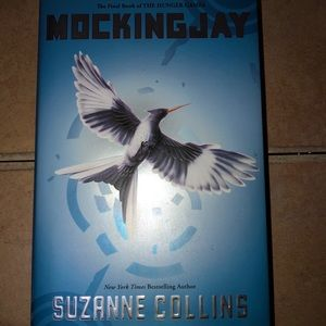 MockingJay Hunger Games Series Hardcover